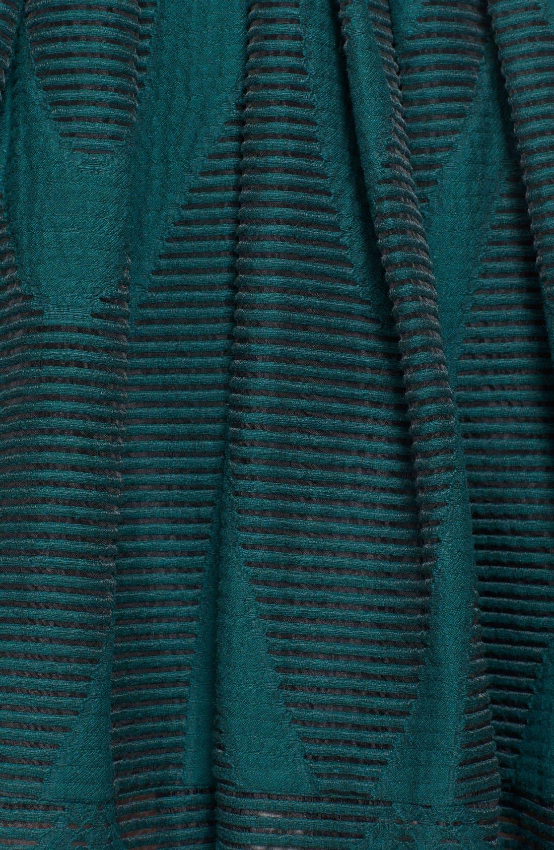 Alternate Image 3  - Tibi 'Arboretum' Midi Skirt