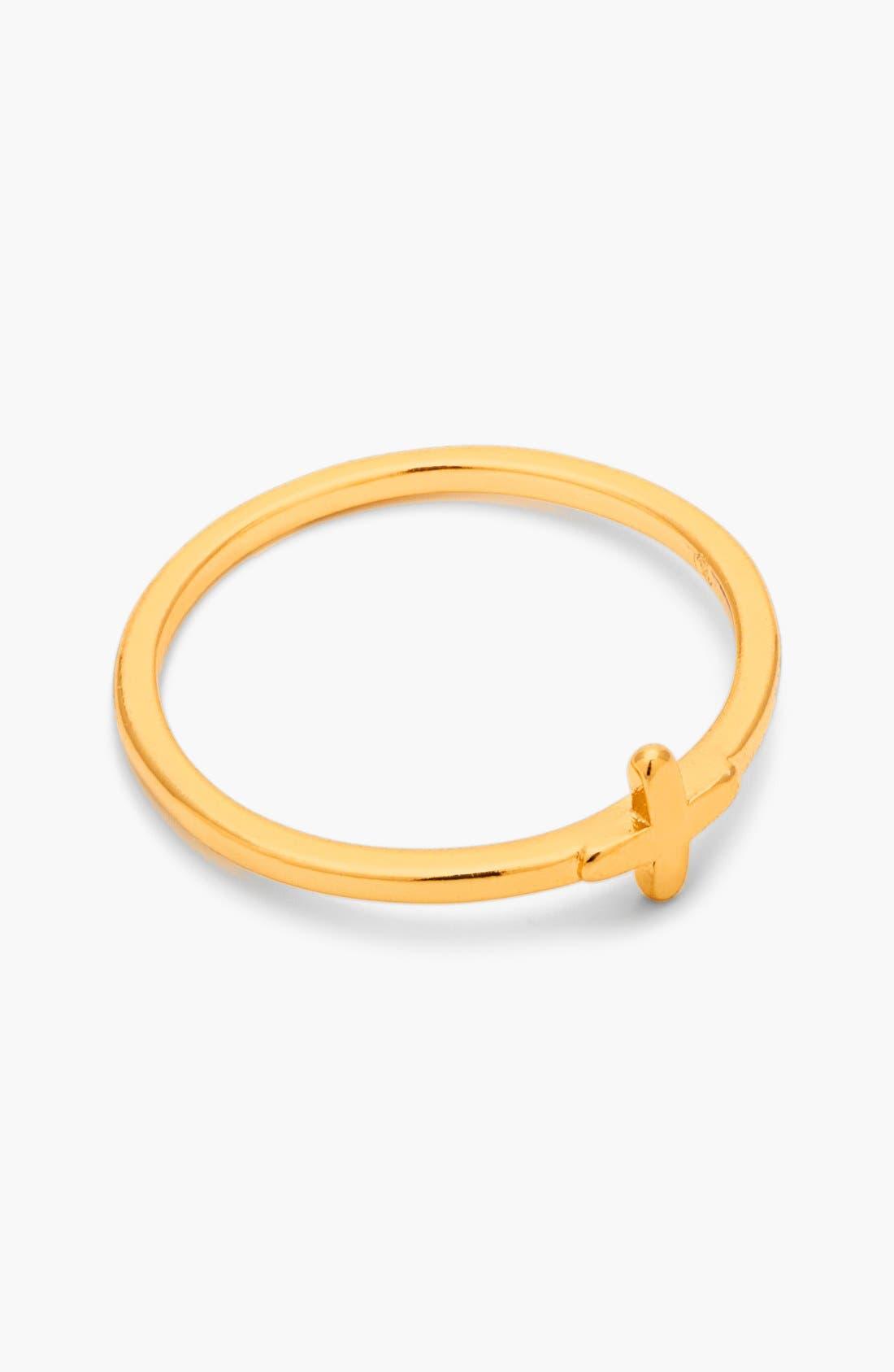 Alternate Image 3  - gorjana 'Cross Over' Midi Ring