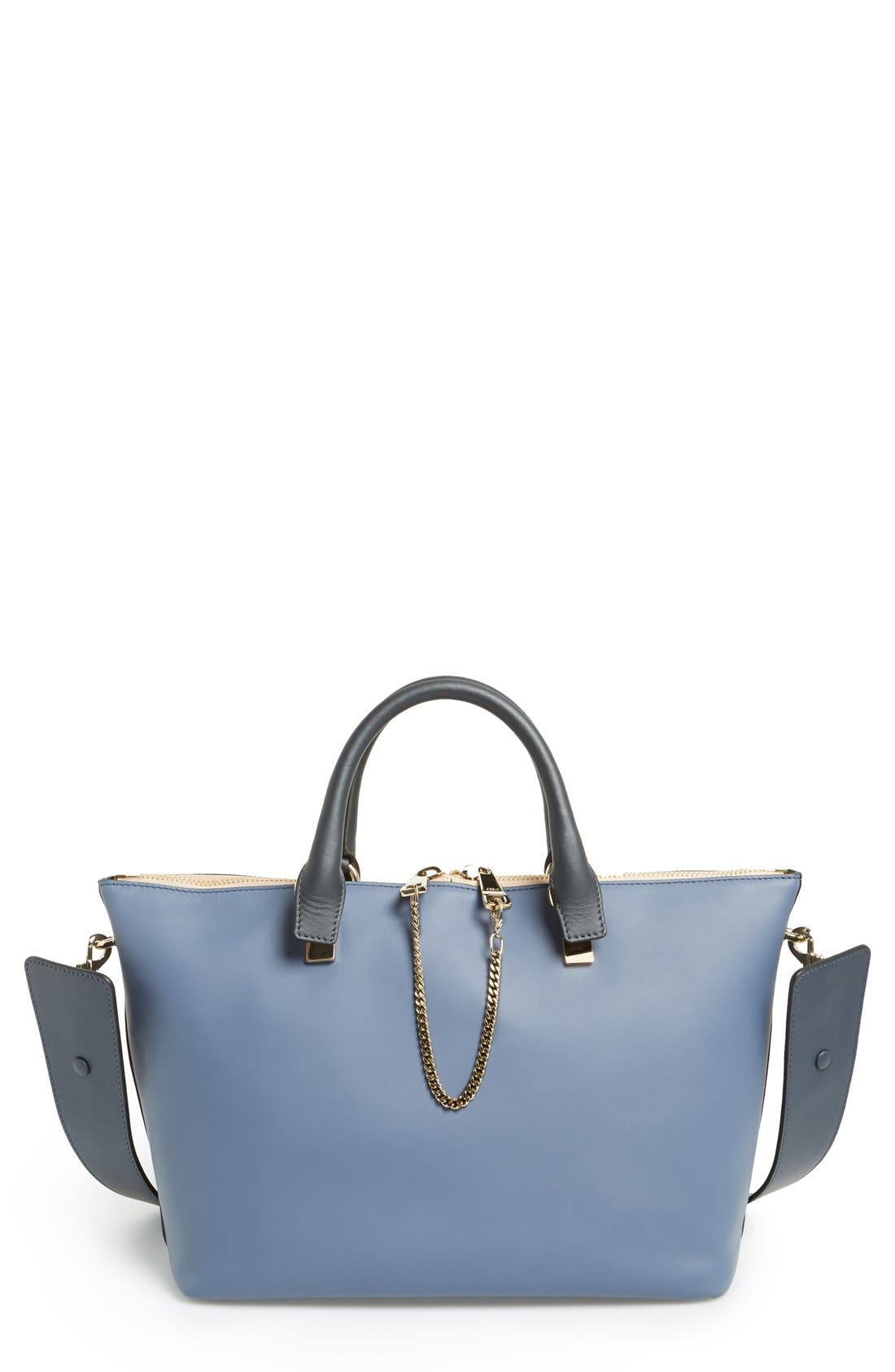 Alternate Image 1 Selected - Chloé 'Baylee - Medium' Shoulder Bag
