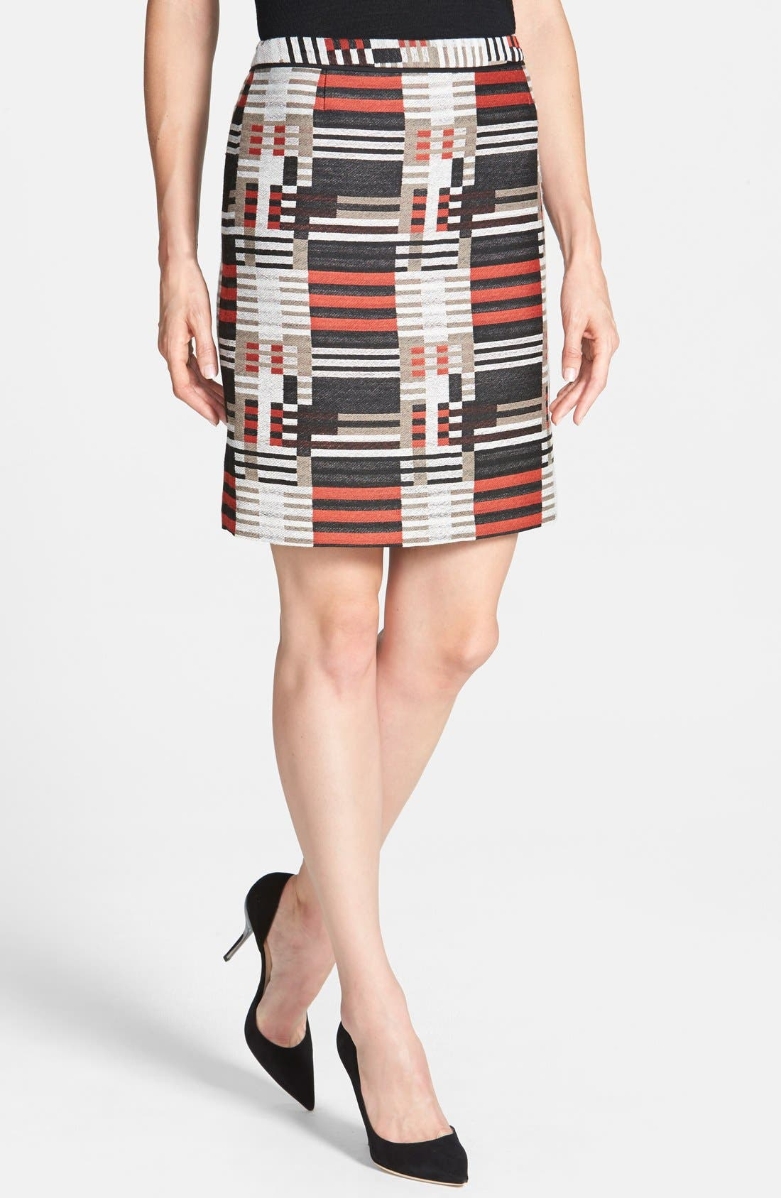 Alternate Image 1 Selected - BOSS 'Maluka' Skirt