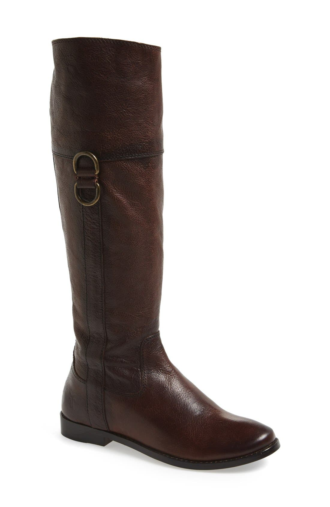 Main Image - Frye 'Anna' D Ring Boot (Women)