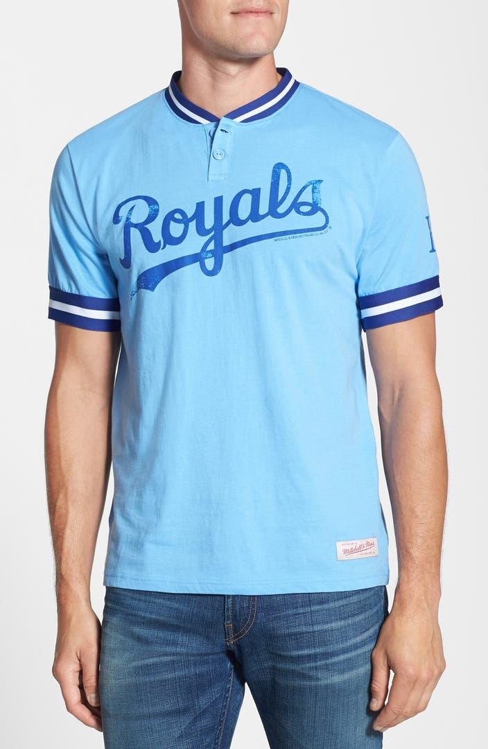Mitchell Amp Ness Kansas City Royals Game Ball Tailored