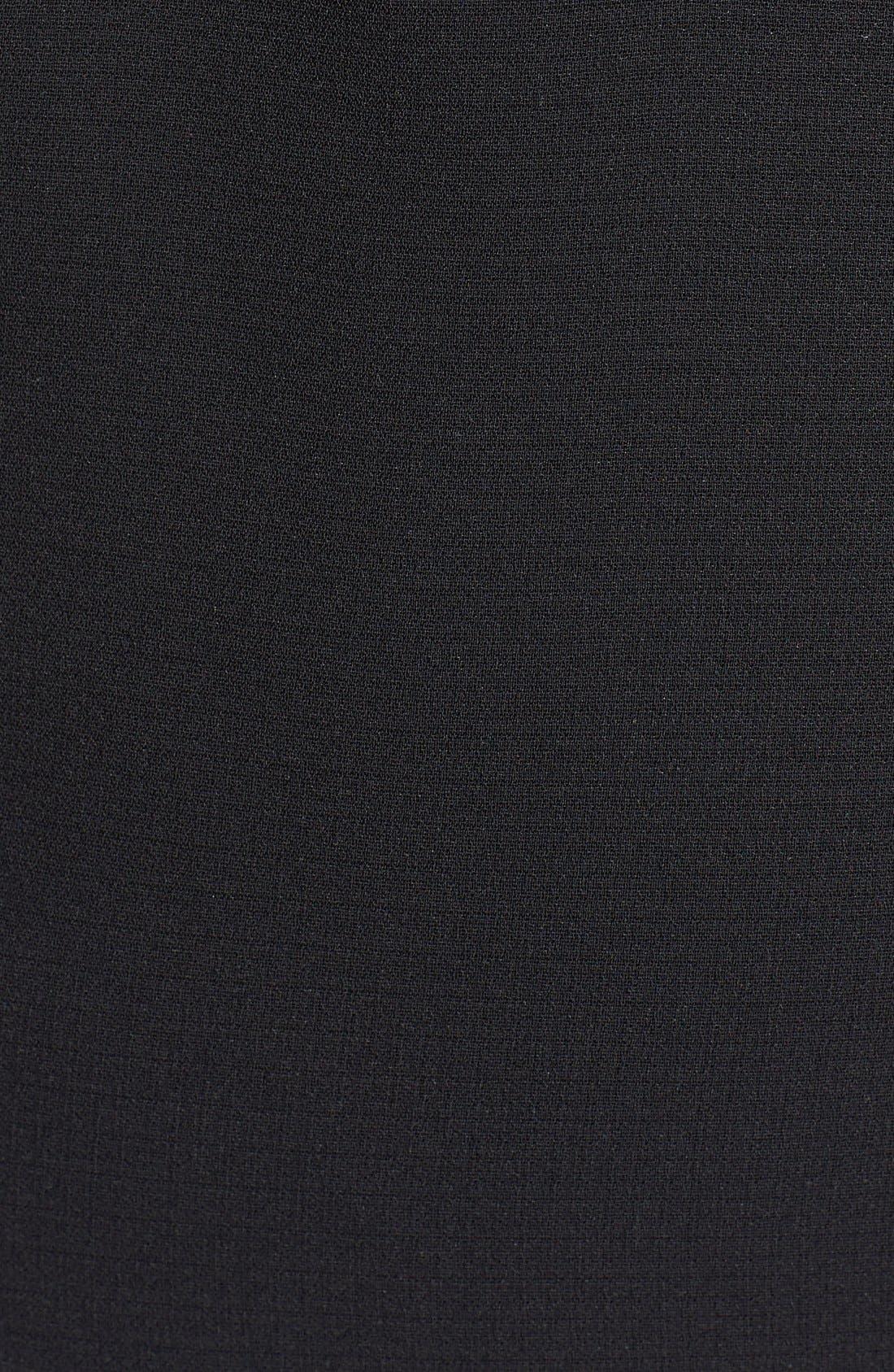 Alternate Image 4  - Tahari by ASL Sleeveless Crepe Sheath with Beaded Jacket (Plus Size)
