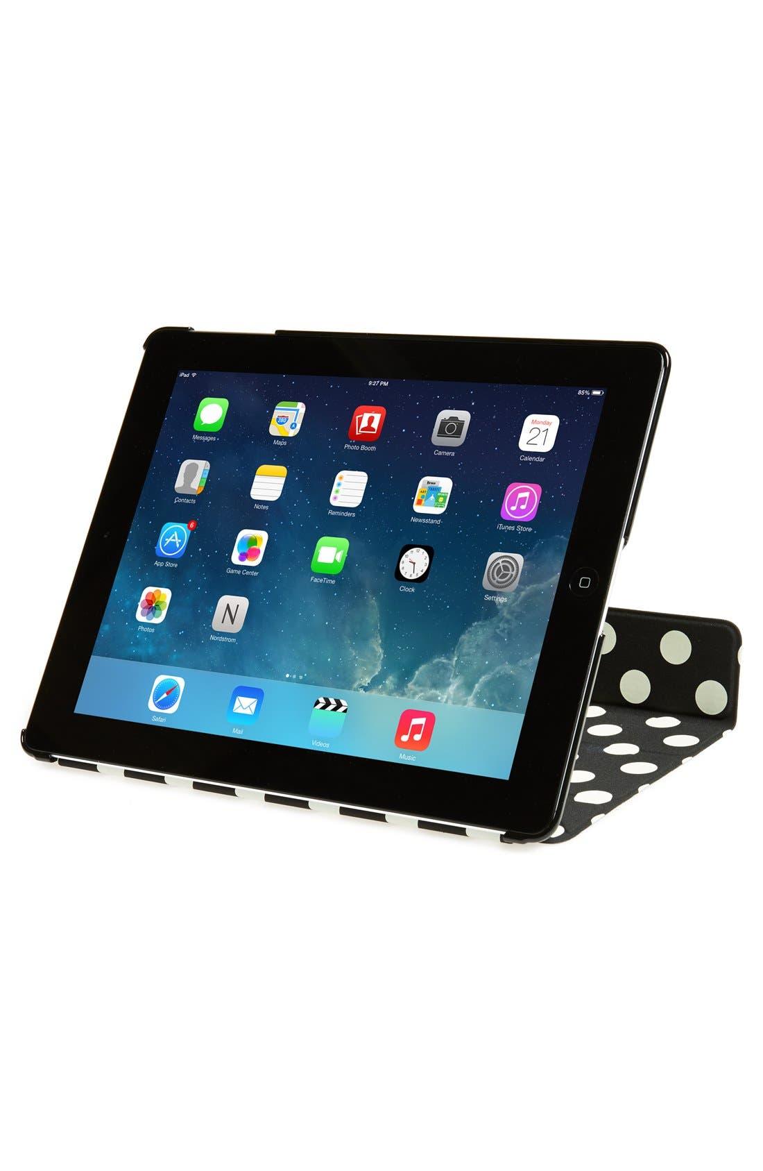 Alternate Image 4  - kate spade new york 'le pavillion - origami' iPad 2 & 3 case