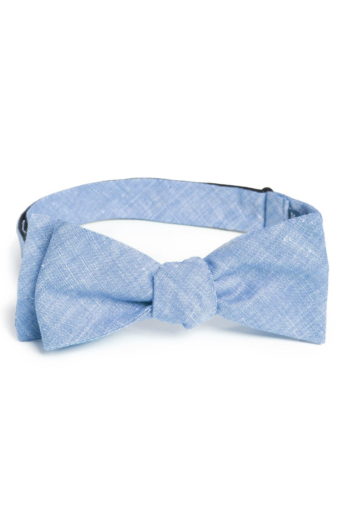 Alternate Image 1 Selected - Original Penguin Cotton Bow Tie