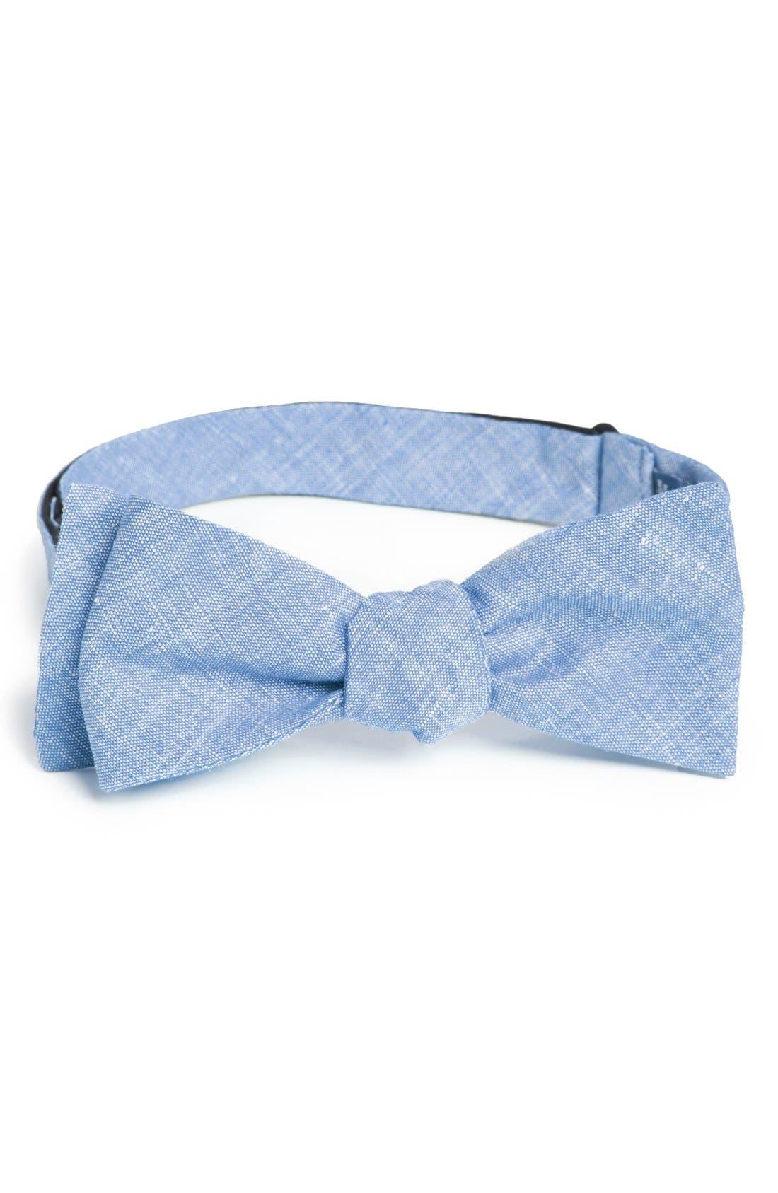 Main Image - Original Penguin Cotton Bow Tie