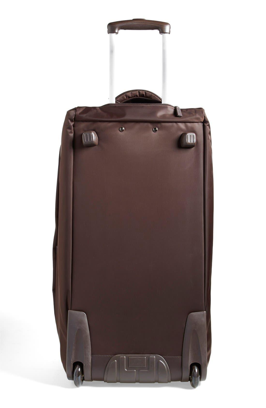 Alternate Image 3  - LIPAULT Paris Foldable Rolling Duffel Bag (30 Inch)