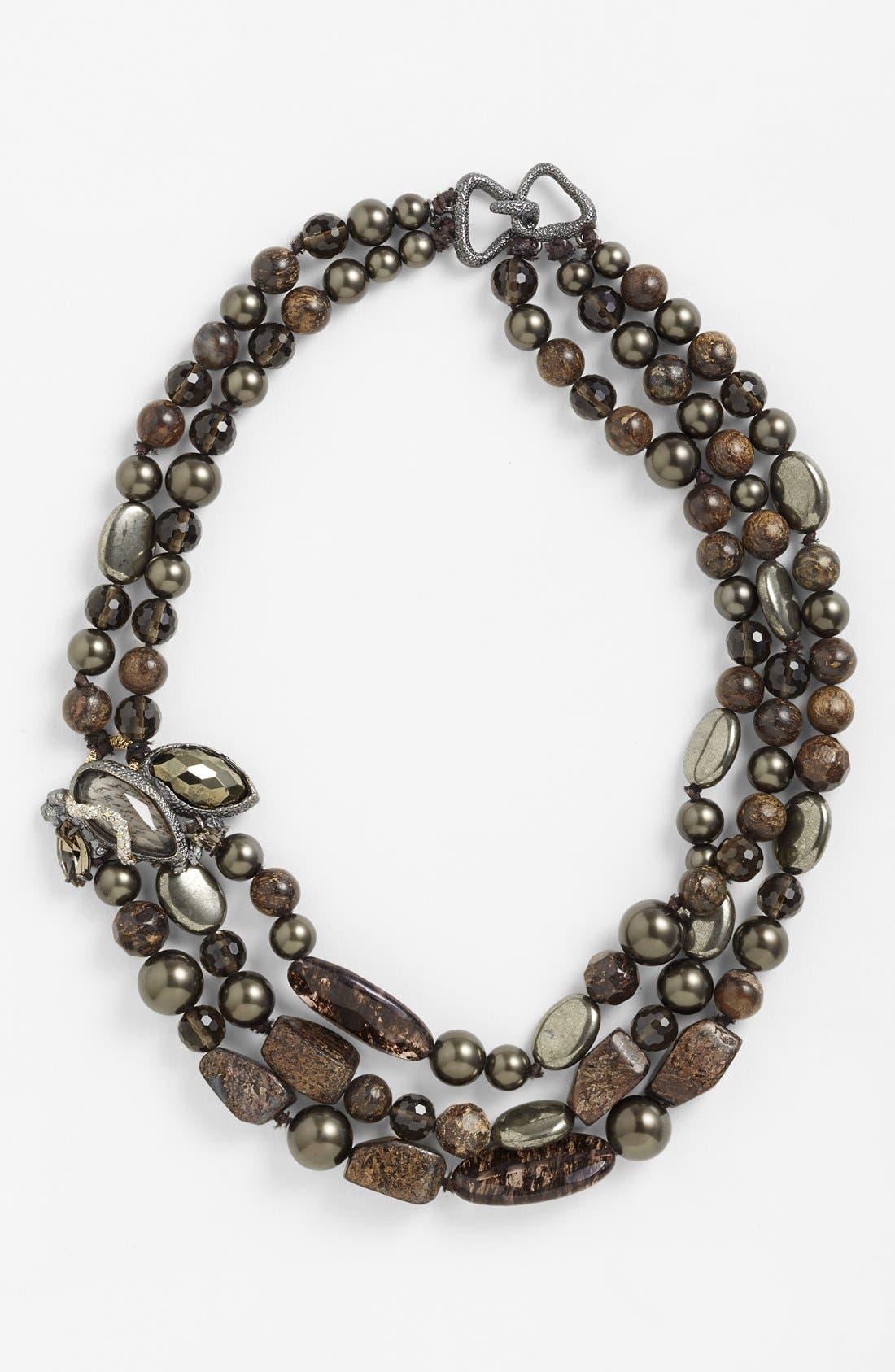 Alternate Image 2  - Alexis Bittar 'Elements - Dark Phoenix' Multistrand Necklace