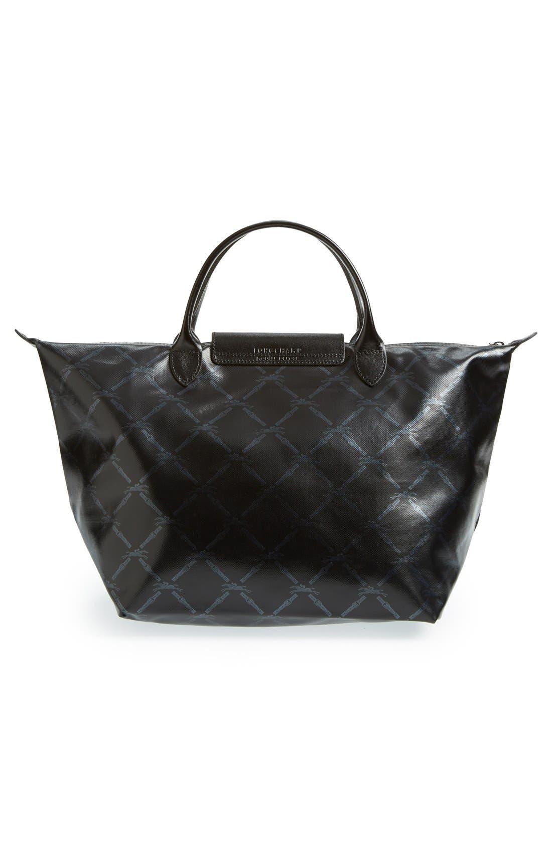Alternate Image 3  - Longchamp 'LM Metal' Handbag