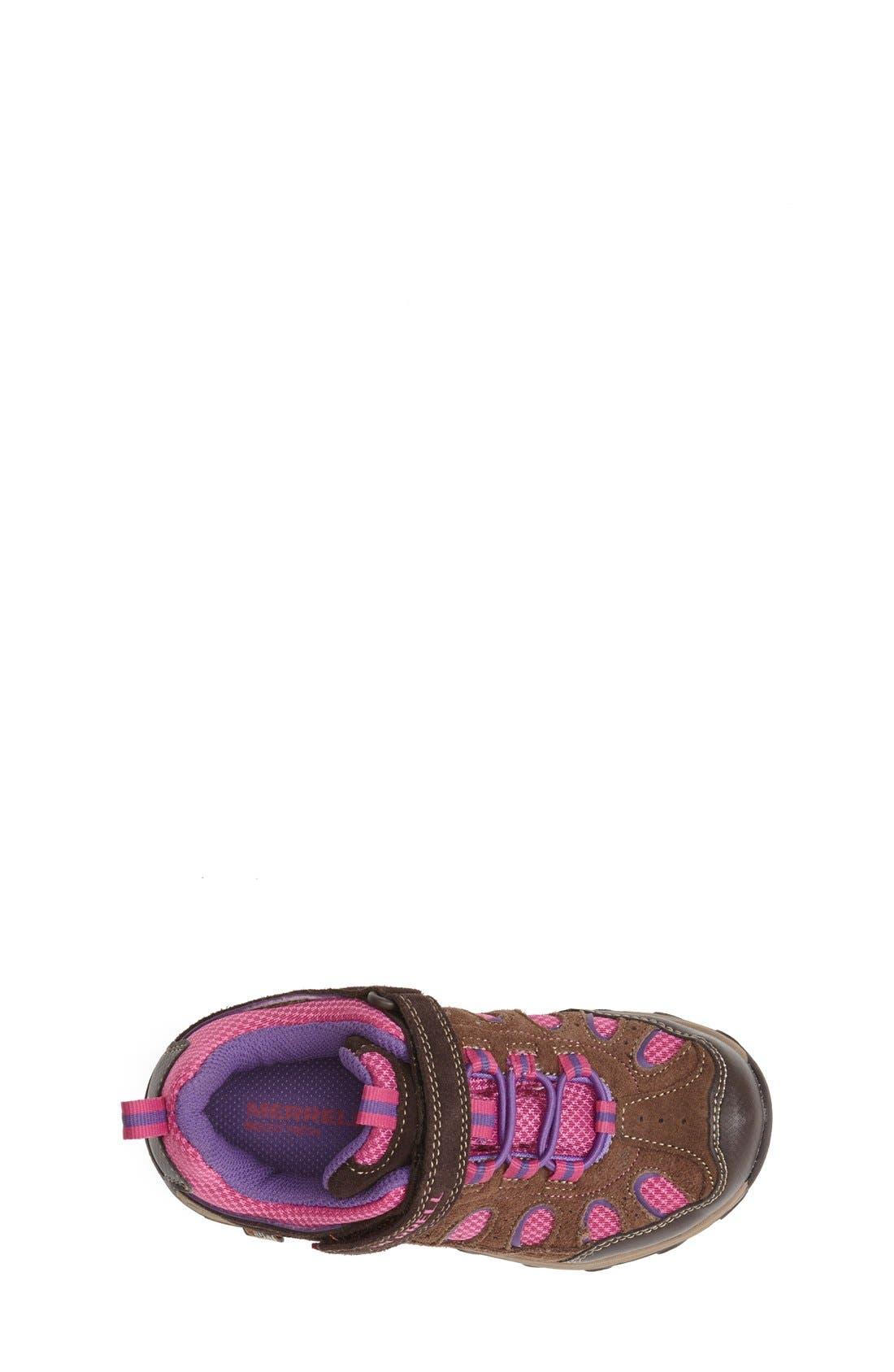 Alternate Image 3  - Merrell 'Chameleon' Waterproof Sneaker(Toddler, Little Kid & Big Kid)