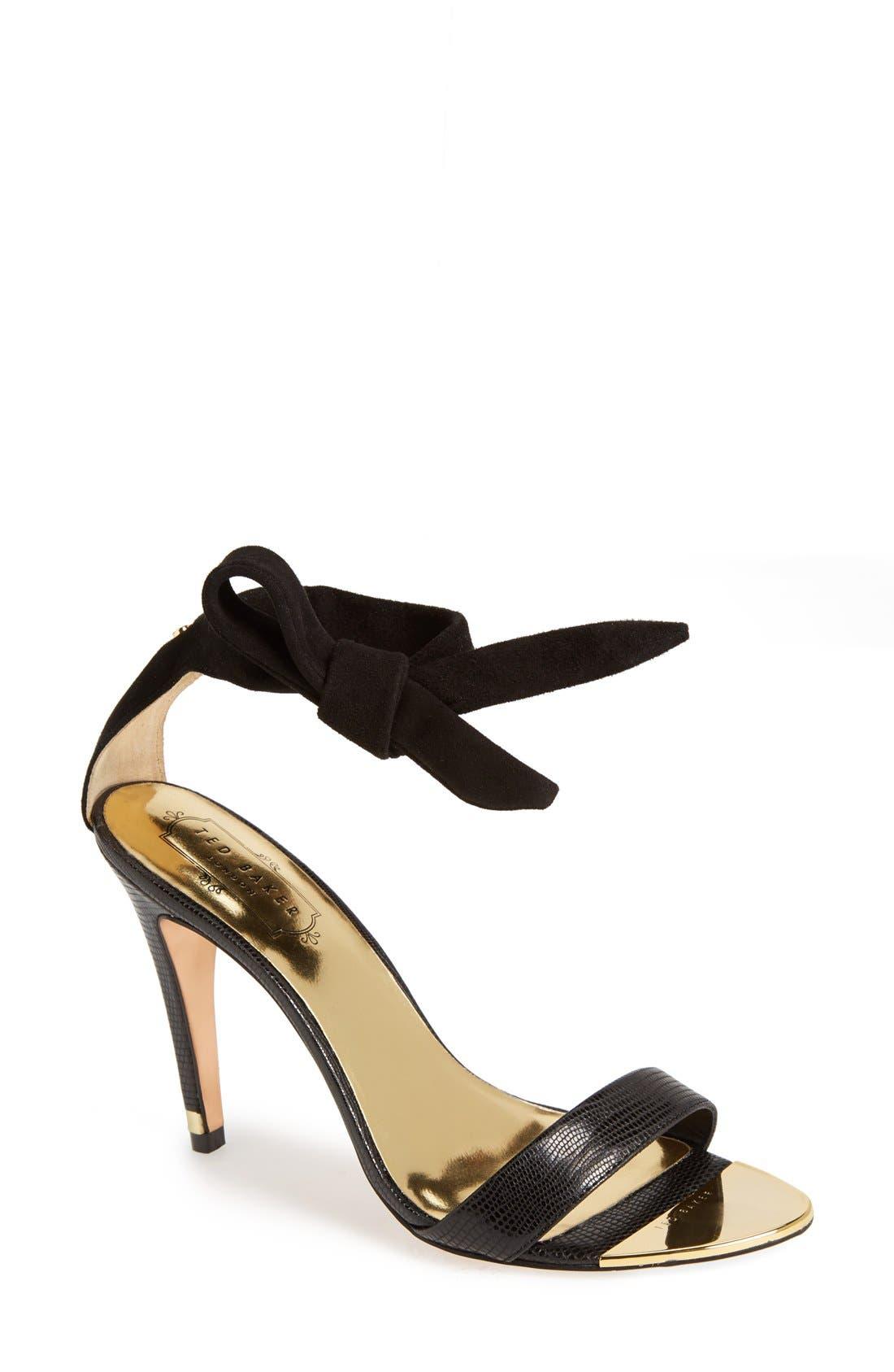 Alternate Image 1 Selected - Ted Baker London 'Sackina' Sandal (Women)