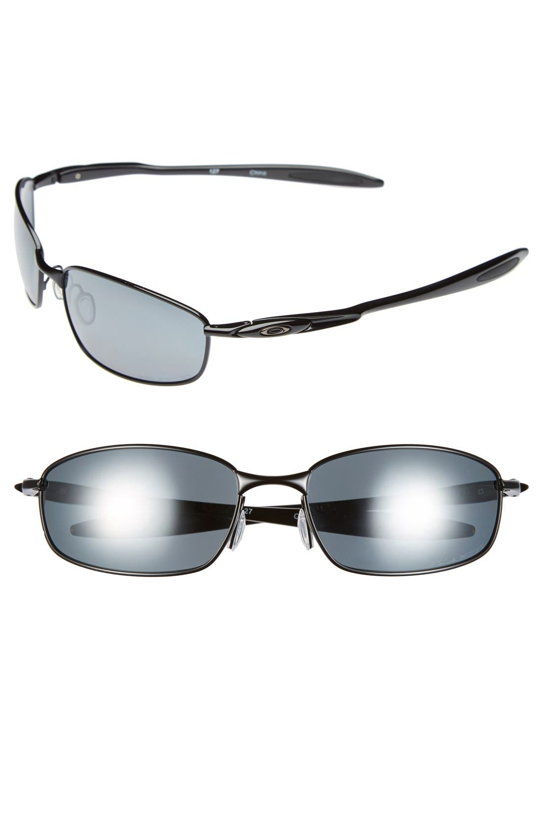 Alternate Image 1 Selected - Oakley 'Blender' 59mm Polarized Sunglasses