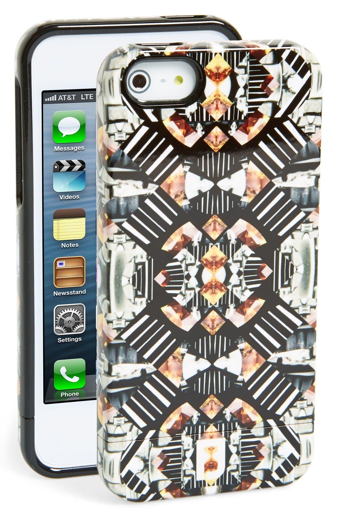 Alternate Image 1 Selected - DANNIJO 'Barbara' iPhone 5 & 5s Case