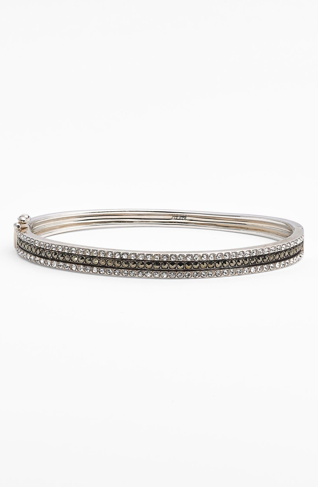 Judith Jack Triple Row Bangle