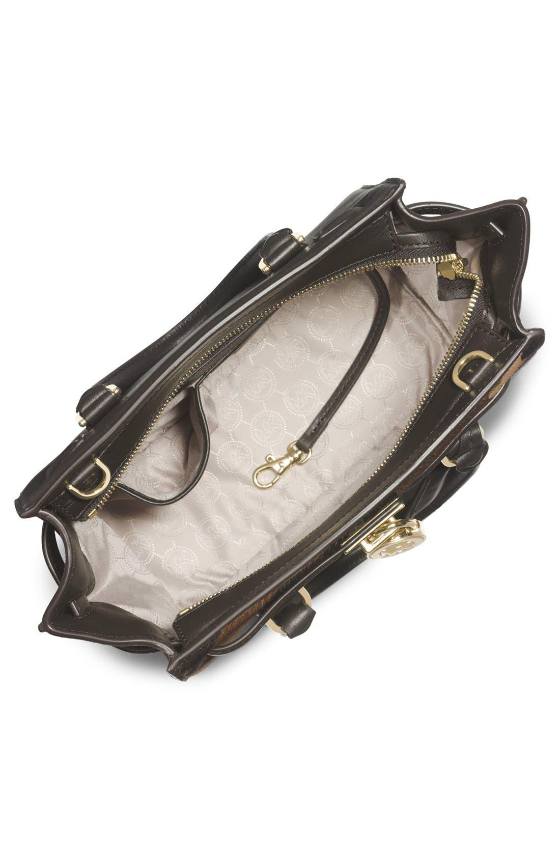Alternate Image 2  - MICHAEL Michael Kors 'Medium Hamilton - Traveler' Calf Hair & Leather Tote