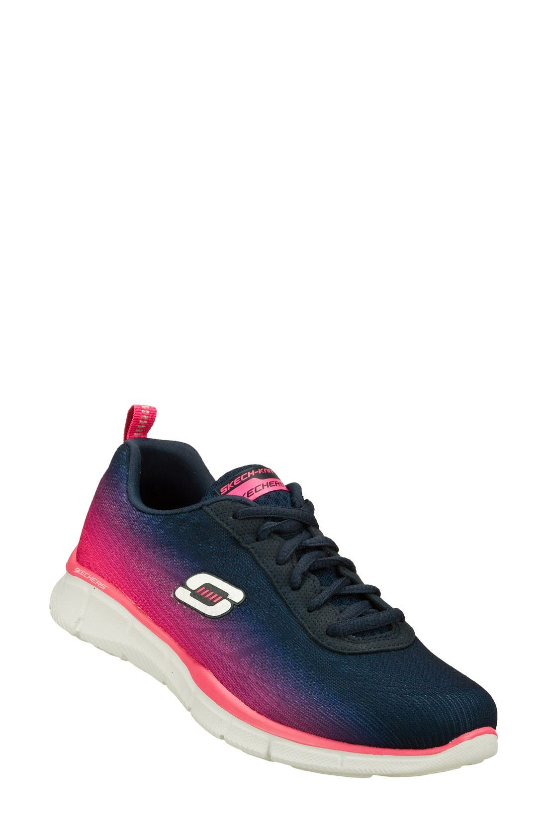 Alternate Image 1 Selected - SKECHERS 'Perfect Pair' Walking Shoe (Women)