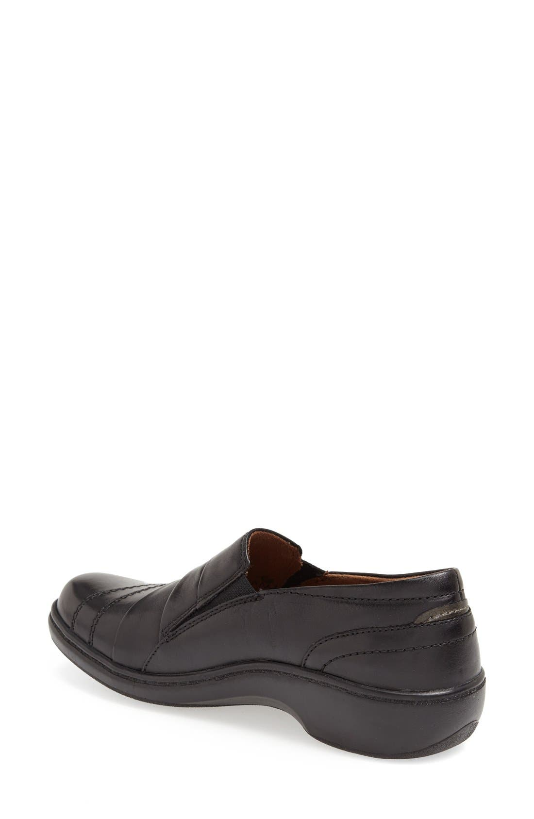 Alternate Image 2  - Aravon 'Danielle' Loafer Flat (Women)