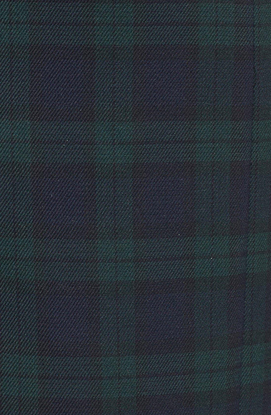 Alternate Image 3  - Anne Klein Plaid Sheath Dress