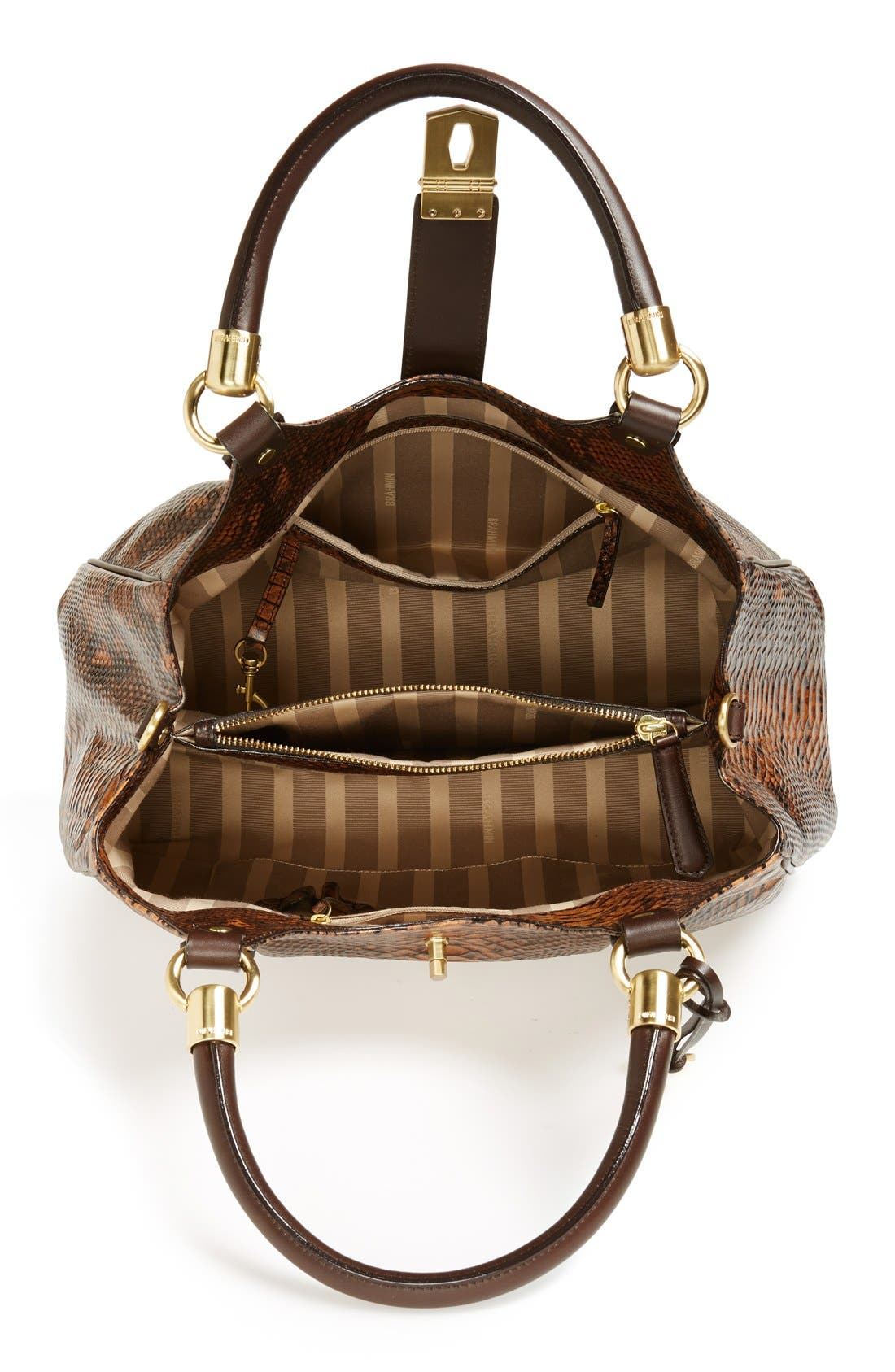 Alternate Image 2  - Brahmin 'Elisa' Leather Shopper