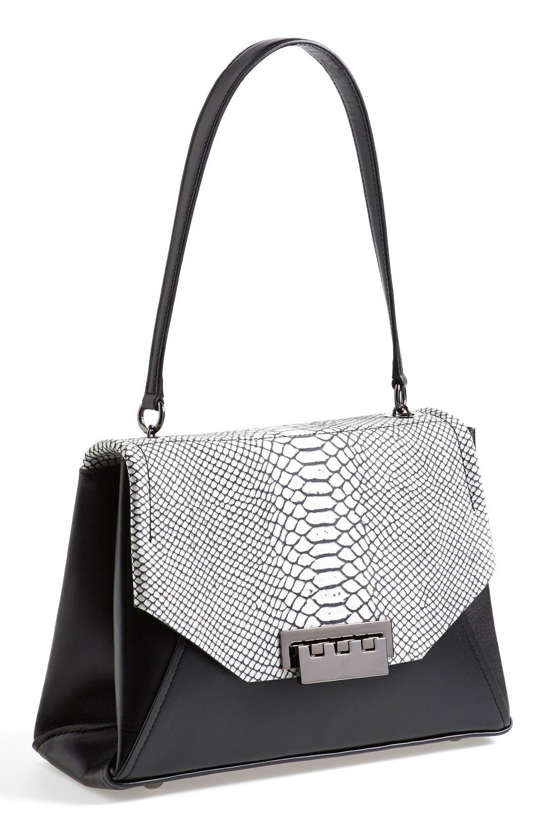 Alternate Image 1 Selected - ZAC Zac Posen 'Eartha' Envelope Flap Shoulder Bag