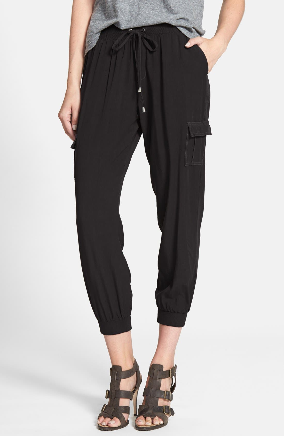 Alternate Image 1 Selected - Splendid Cargo Track Pants