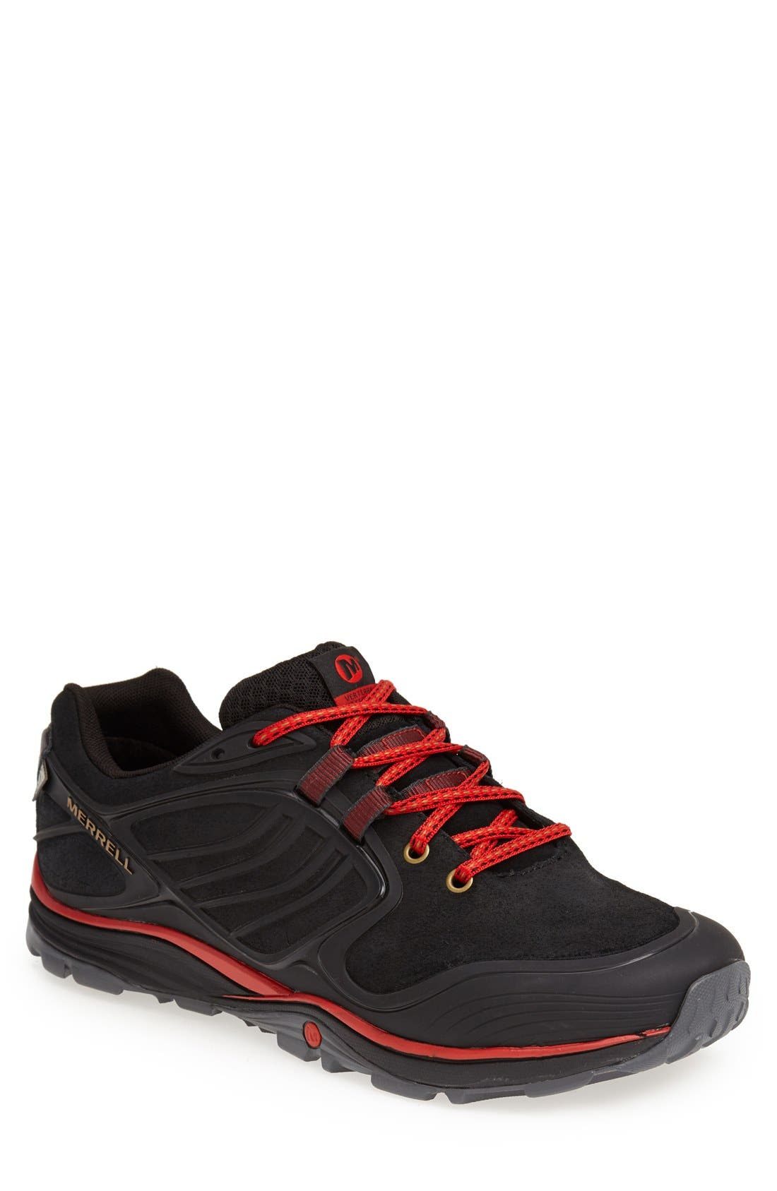 Alternate Image 1 Selected - Merrell 'Verterra' Waterproof Hiking Shoe (Men)