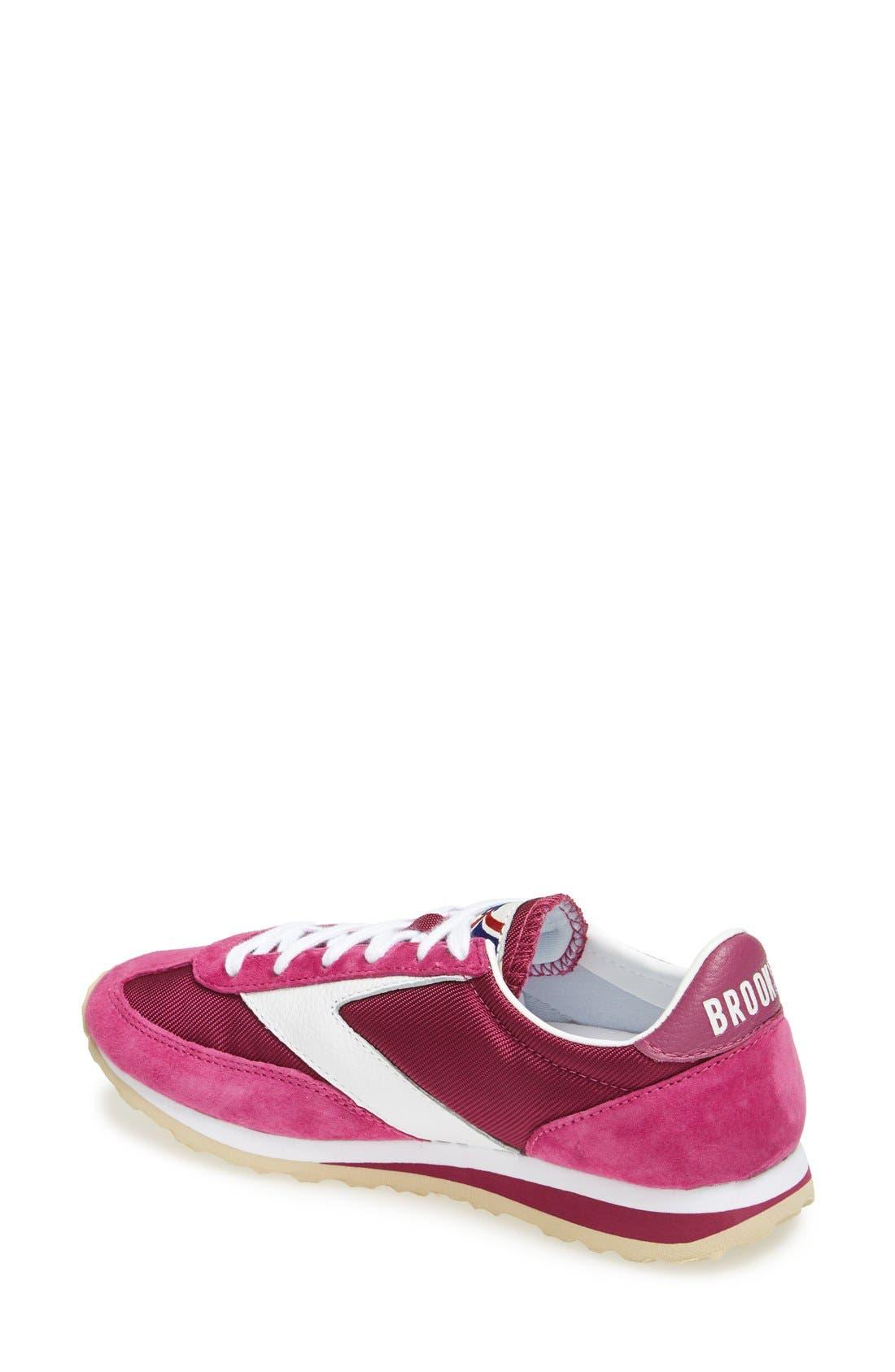 Alternate Image 2  - Brooks 'Vanguard' Sneaker (Women)