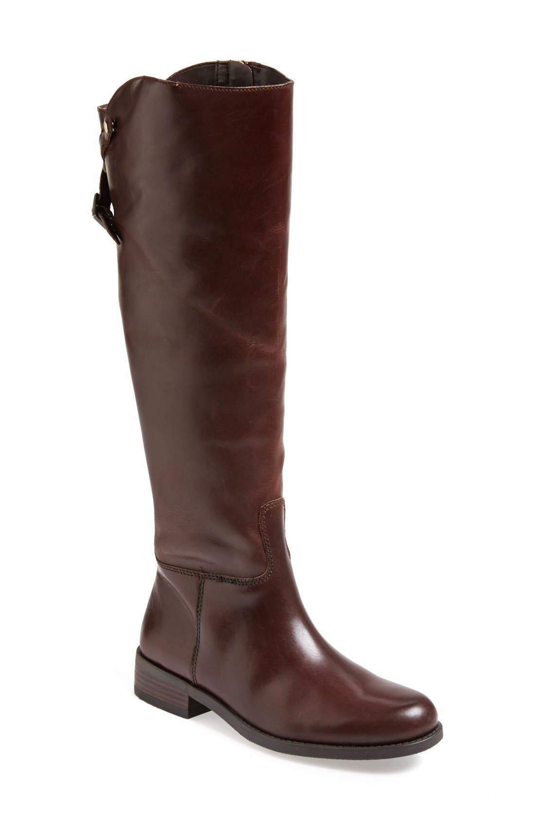 Alternate Image 1 Selected - Vince Camuto 'Kadia' Riding Boot (Women)