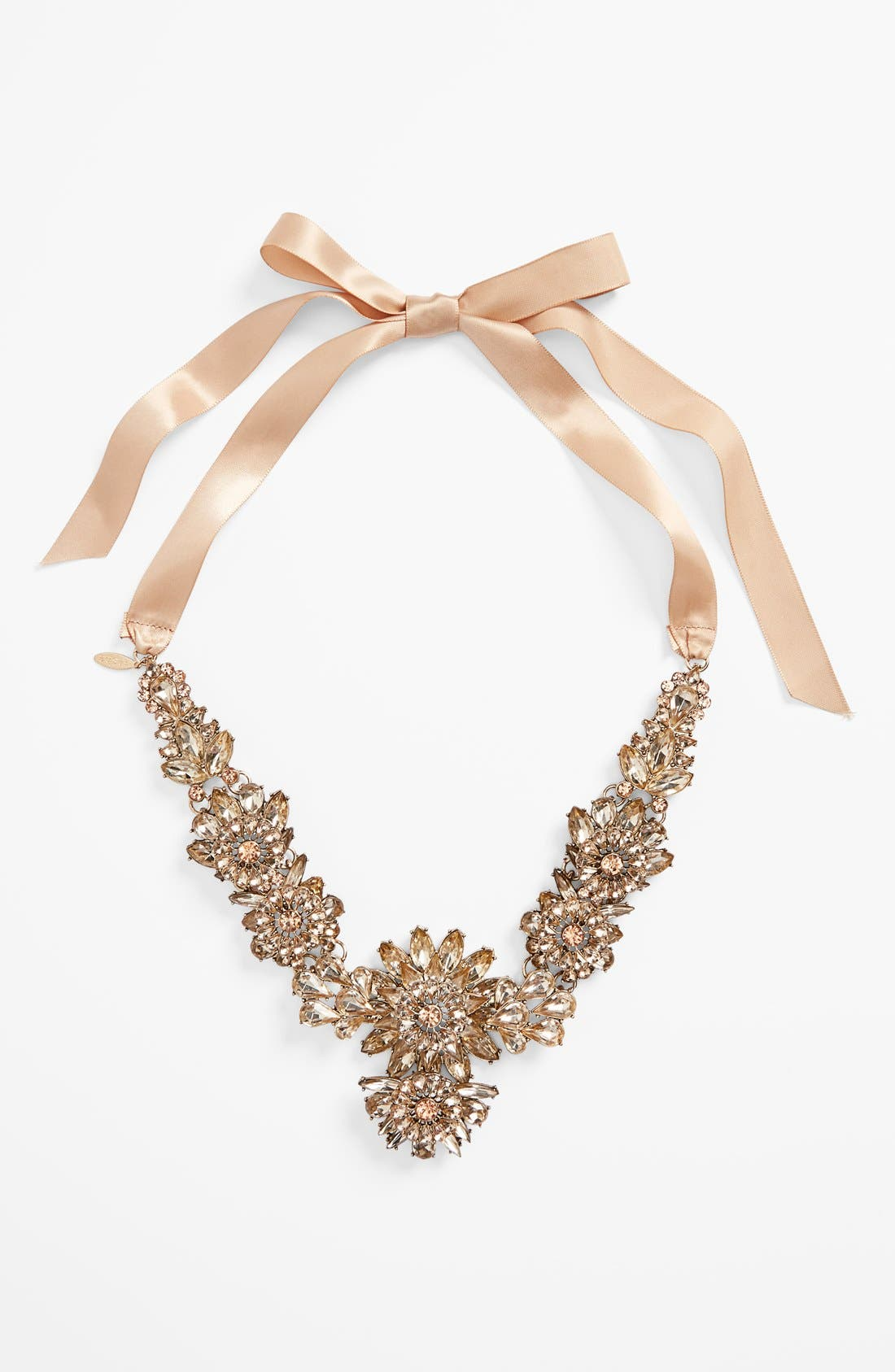 Alternate Image 1 Selected - Tasha Ribbon Collar Necklace