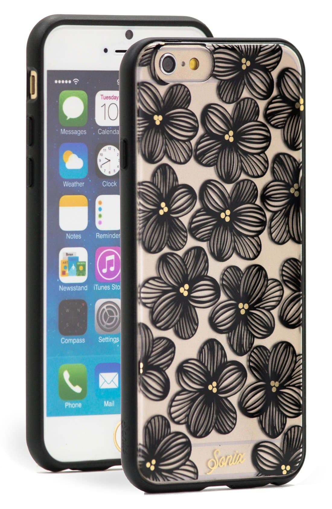 Alternate Image 1 Selected - Sonix 'Iris' Clear iPhone 6 Case