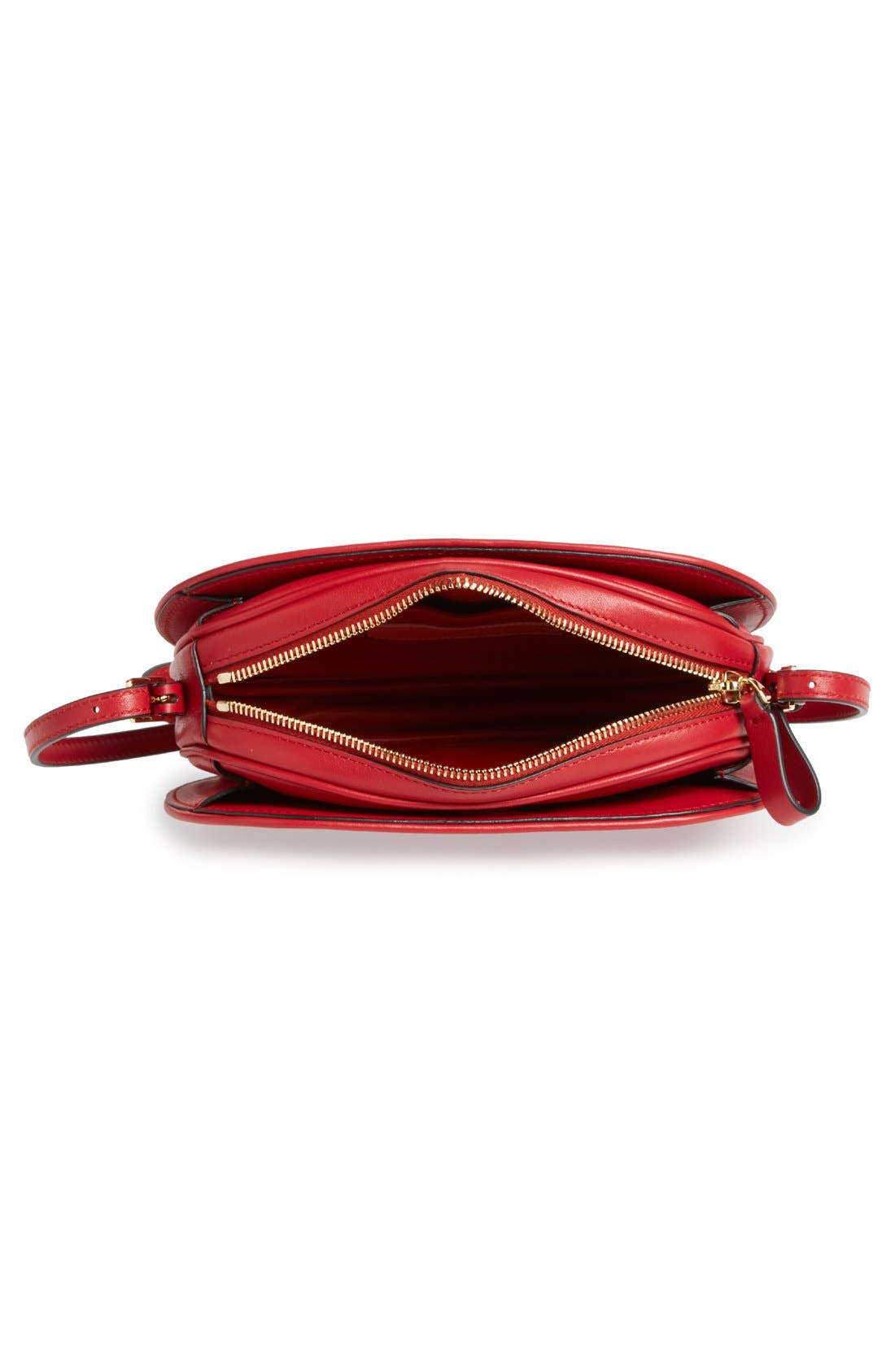 Alternate Image 3  - Valentino 'Small Logo' Crossbody Bag