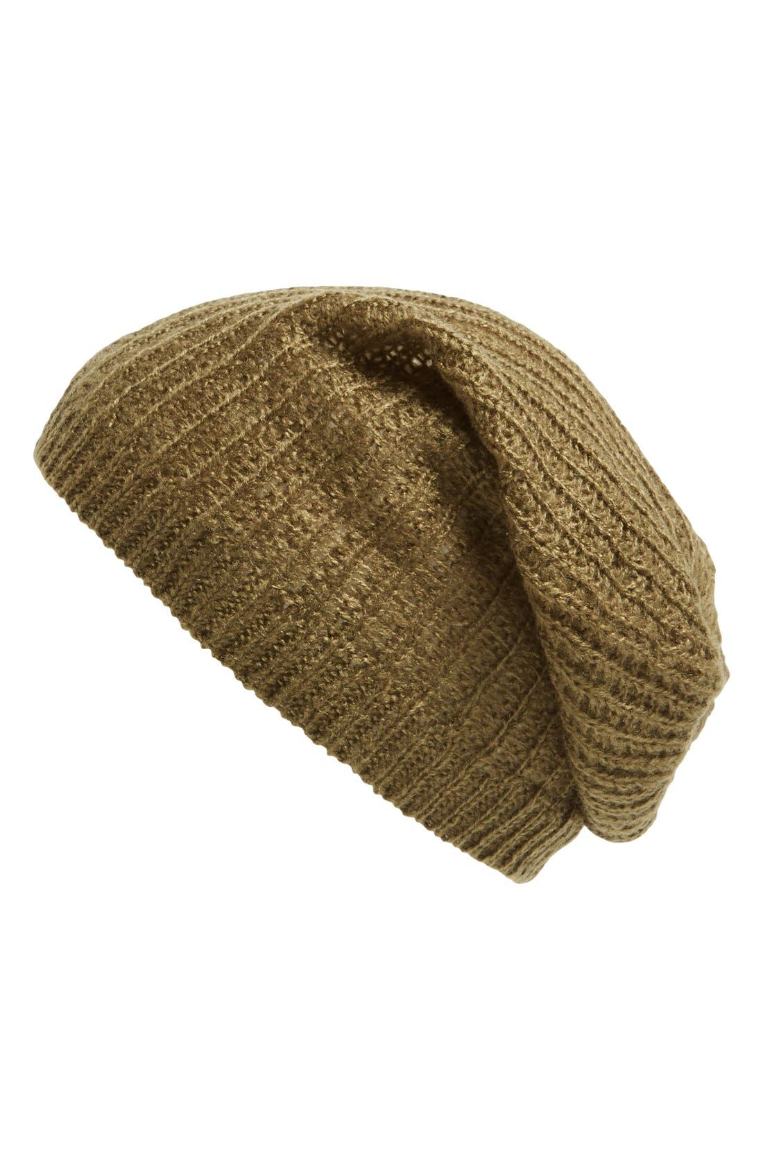 Alternate Image 1 Selected - Leith Soft Slouch Beanie