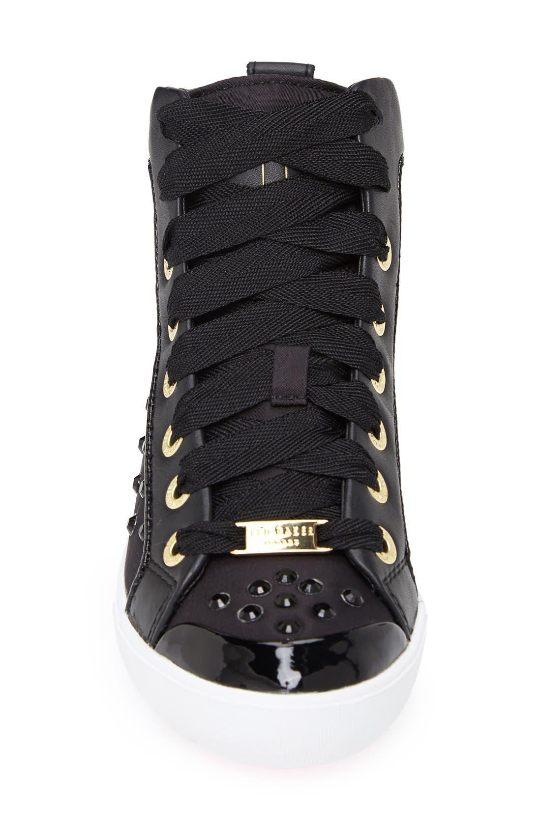 Alternate Image 3  - Ted Baker London 'Beatrin' High Top Sneaker (Women)