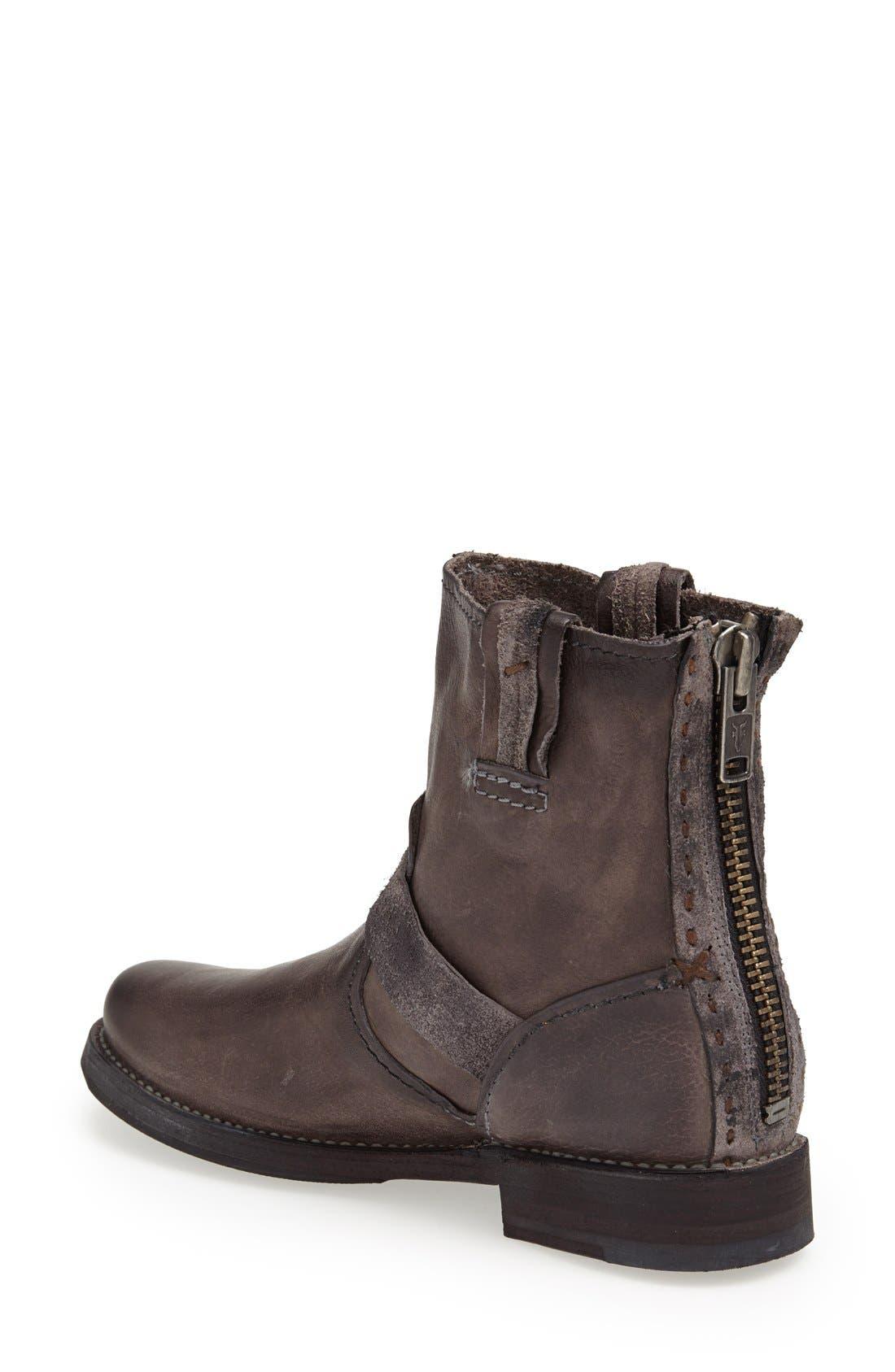 Alternate Image 3  - Frye 'Vicky Artisan' Back Zip Boot (Women)