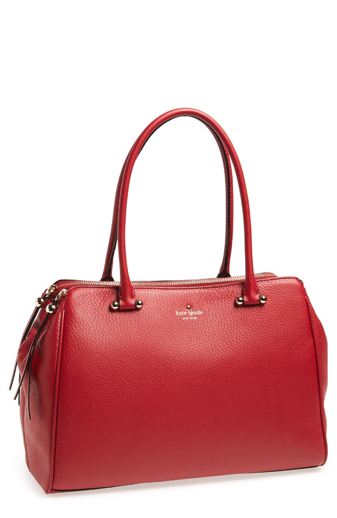 Alternate Image 1 Selected - kate spade new york 'kensington' leather tote