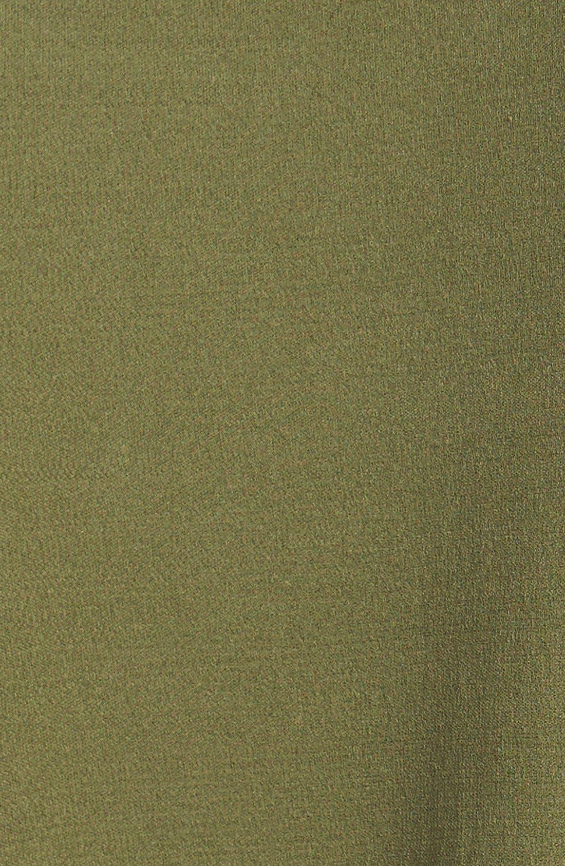 Alternate Image 3  - Eileen Fisher Silk Tee (Regular & Petite)