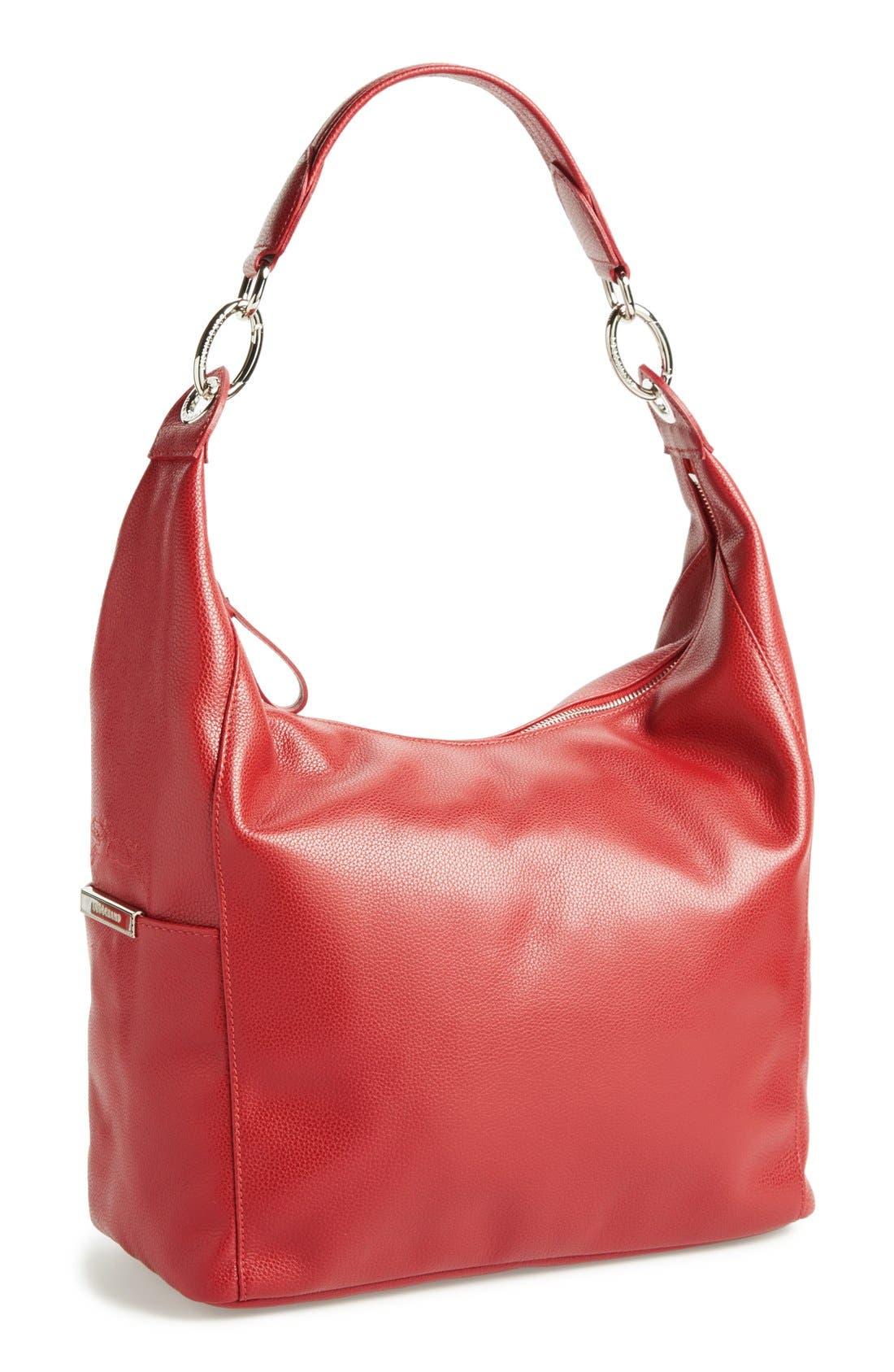 Alternate Image 1 Selected - Longchamp 'Le Foulonne' Hobo Bag