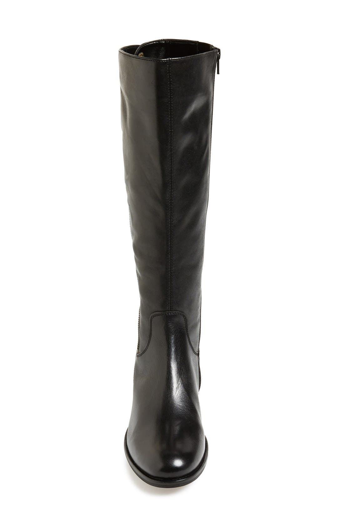 Alternate Image 3  - Gabor 'Gold' Leather Riding Boot (Women)