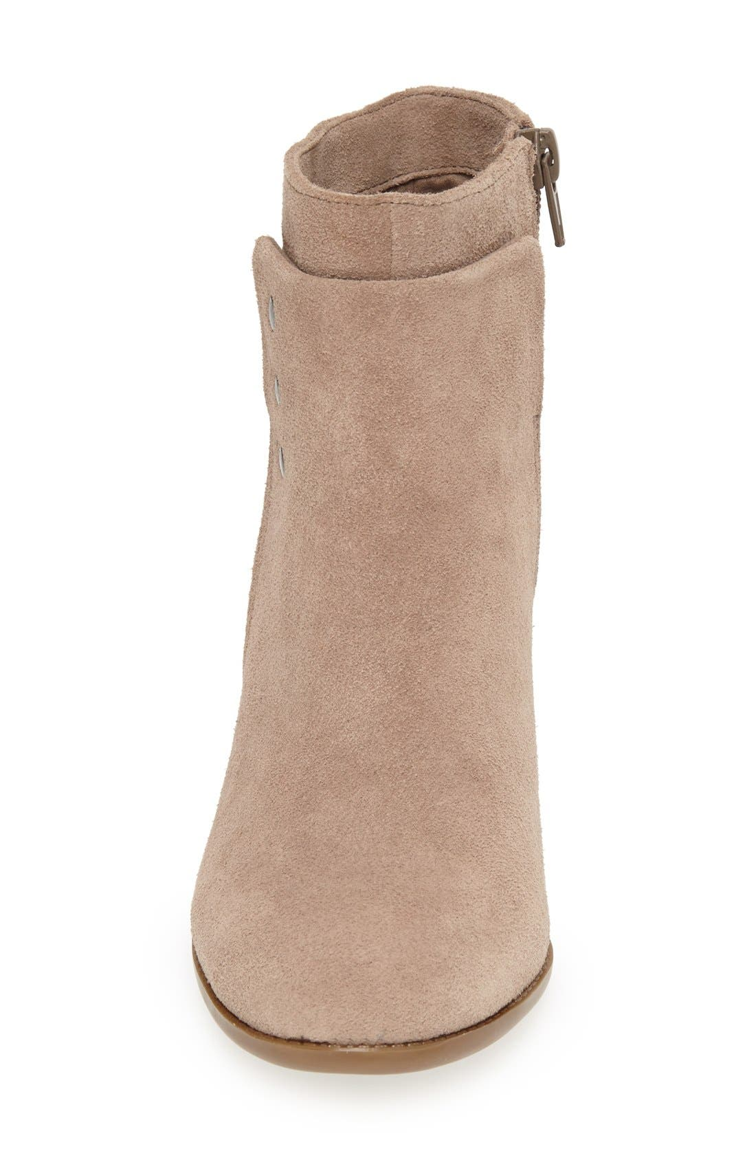 Alternate Image 3  - Sole Society 'Erlina' Leather Ankle Bootie (Women)