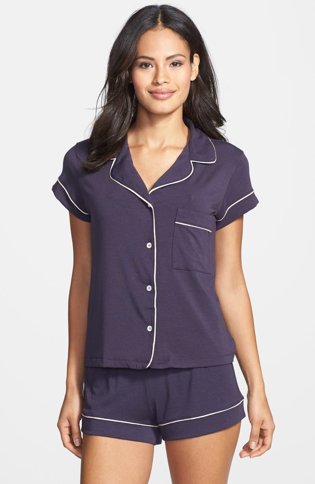 Main Image - Eberjey 'Gisele' Shorty Pajamas