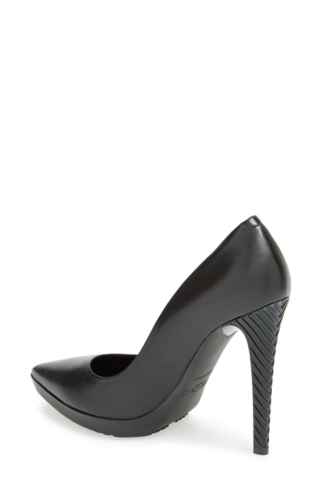 Alternate Image 2  - Jimmy Choo 'Tisri' Pointy Toe Platform Pump (Women)