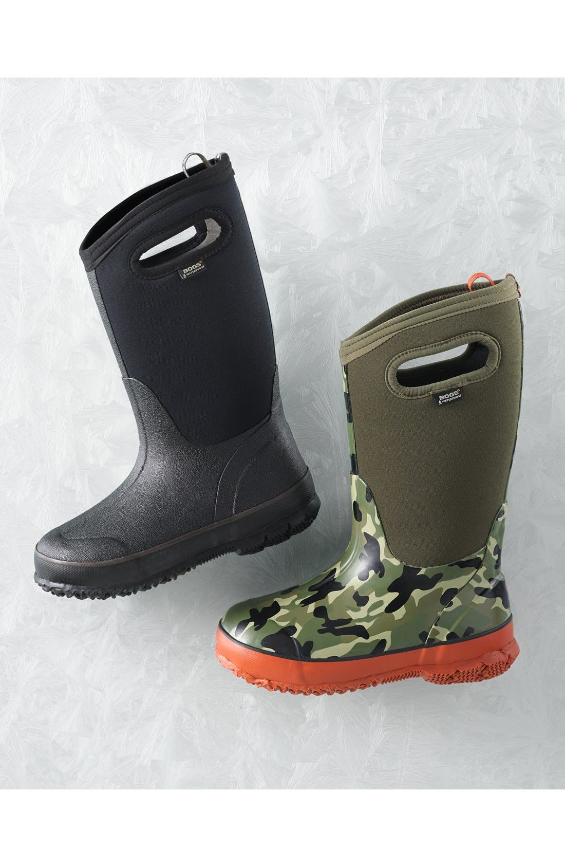 Alternate Image 5  - Bogs 'Classic High' Waterproof Boot (Toddler, Little Kid & Big Kid)