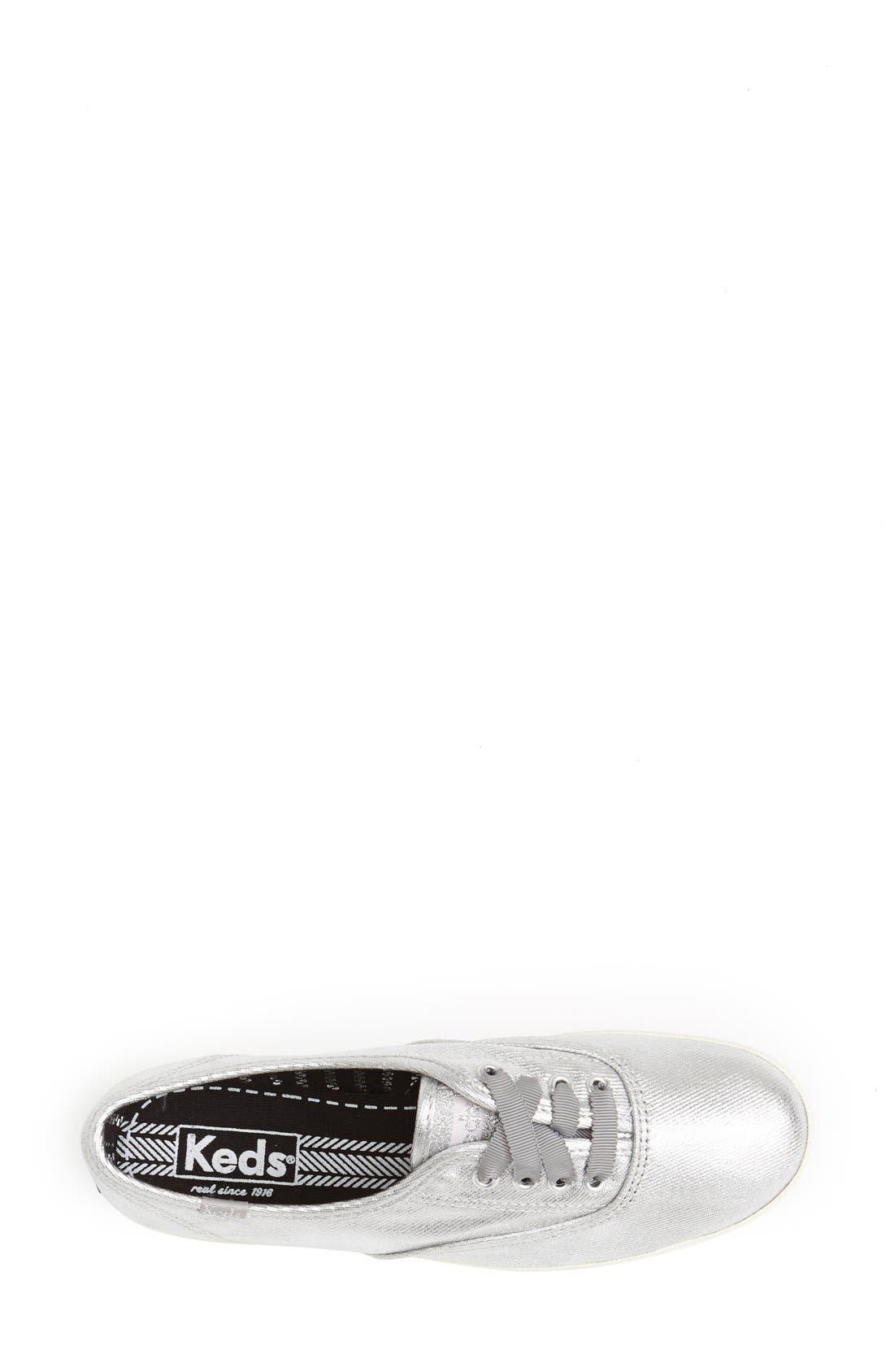 Alternate Image 3  - Keds® 'Champion - Metallic' Sneaker (Women) (Regular Retail Price: $49.95)
