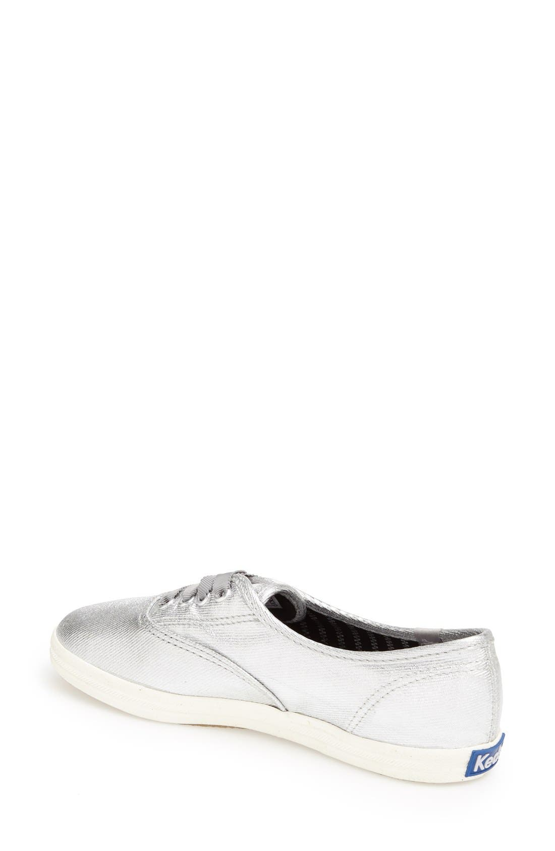 Alternate Image 2  - Keds® 'Champion - Metallic' Sneaker (Women) (Regular Retail Price: $49.95)