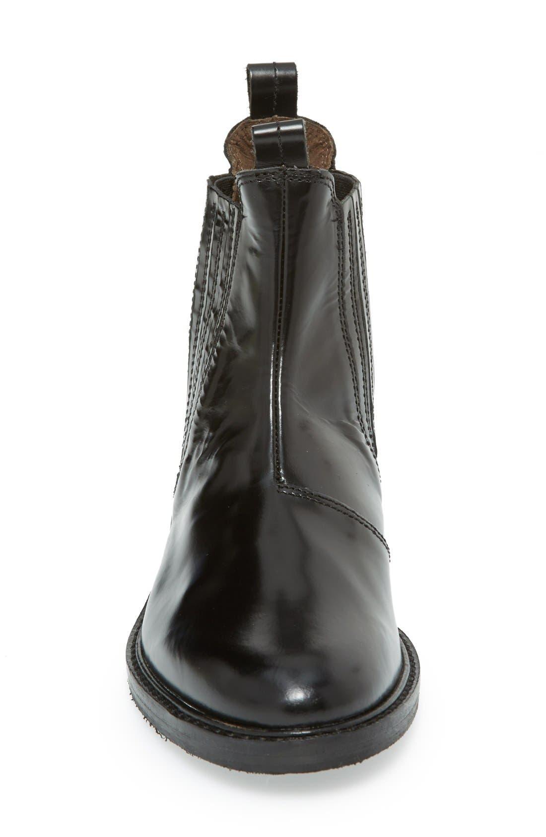 Alternate Image 3  - H by Hudson 'Tafler' Leather Chelsea Boot (Women)