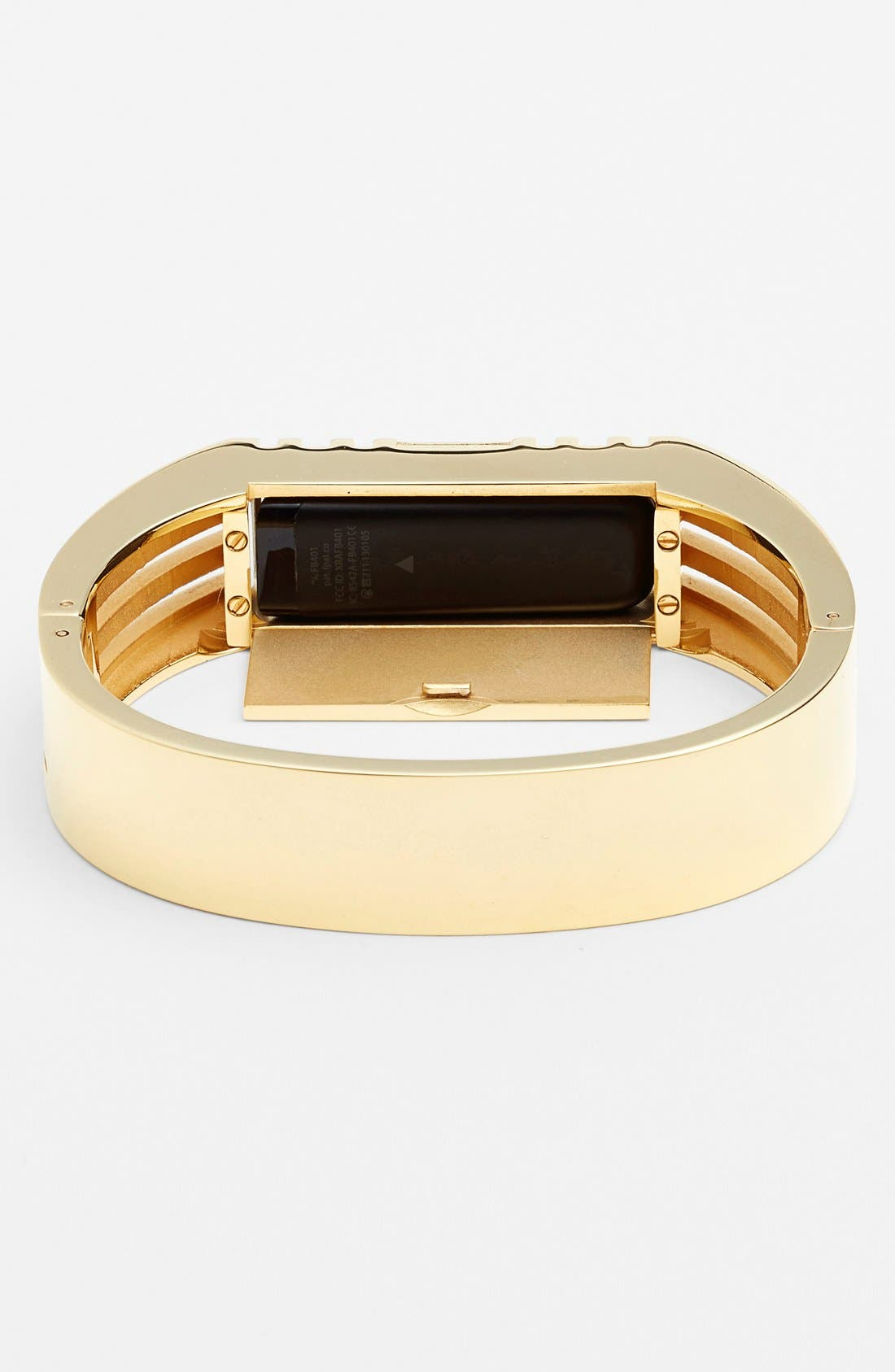 Alternate Image 2  - Tory Burch for Fitbit® Hinged Bracelet