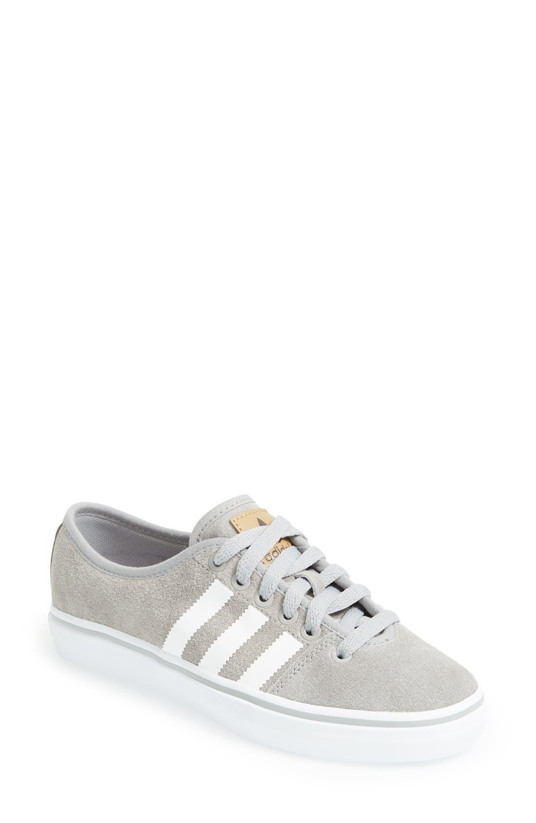 Alternate Image 1 Selected - adidas 'Adria Lo' Sneaker (Women)
