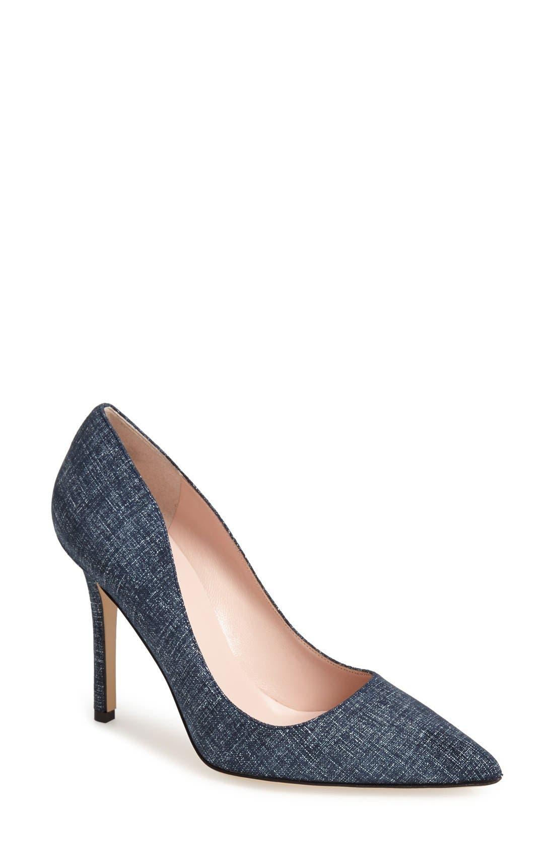 Main Image - kate spade new york 'larisa' pointy toe pump (Women)