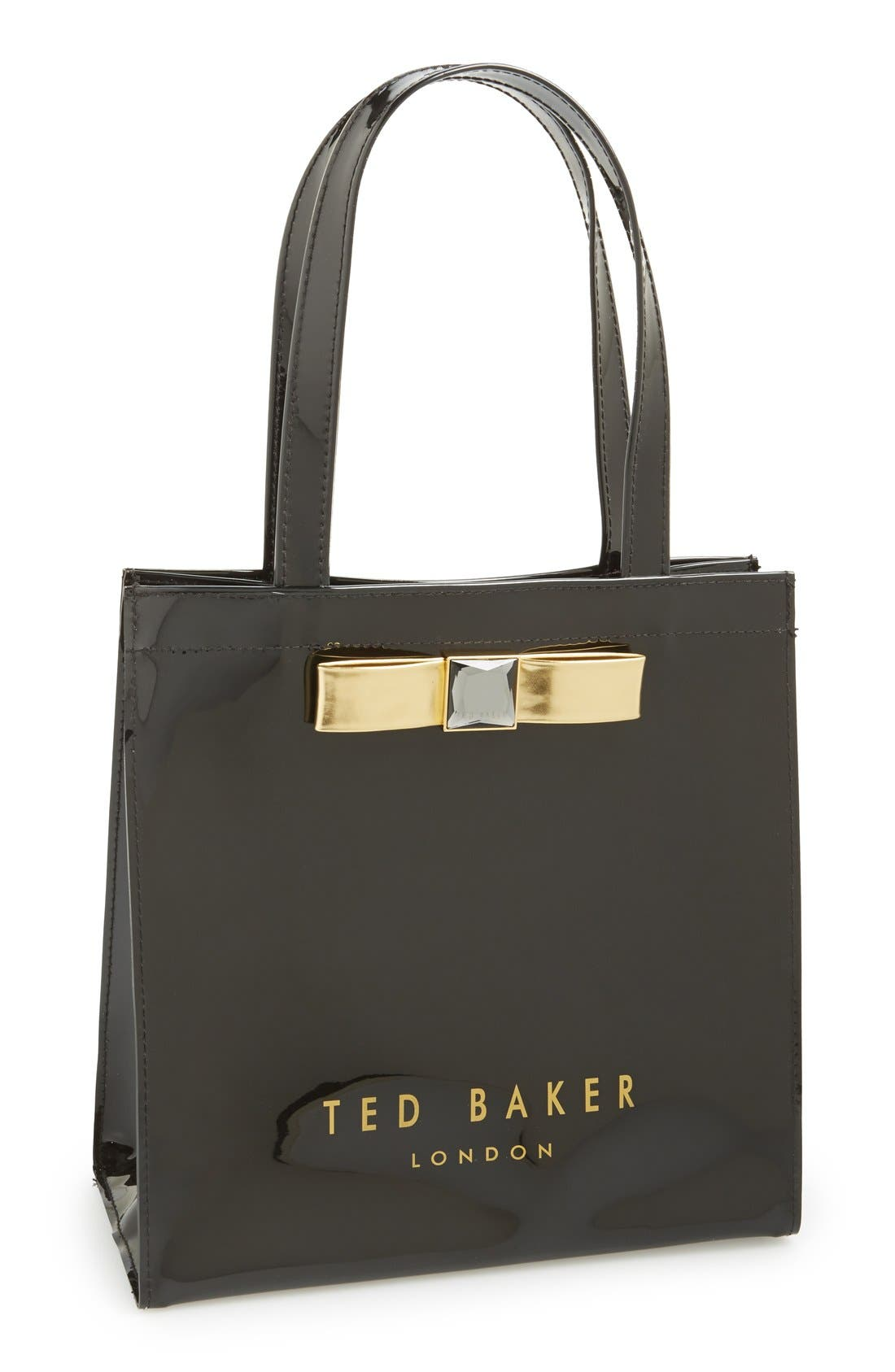 Main Image - Ted Baker London 'Bow Icon - Small' Tote