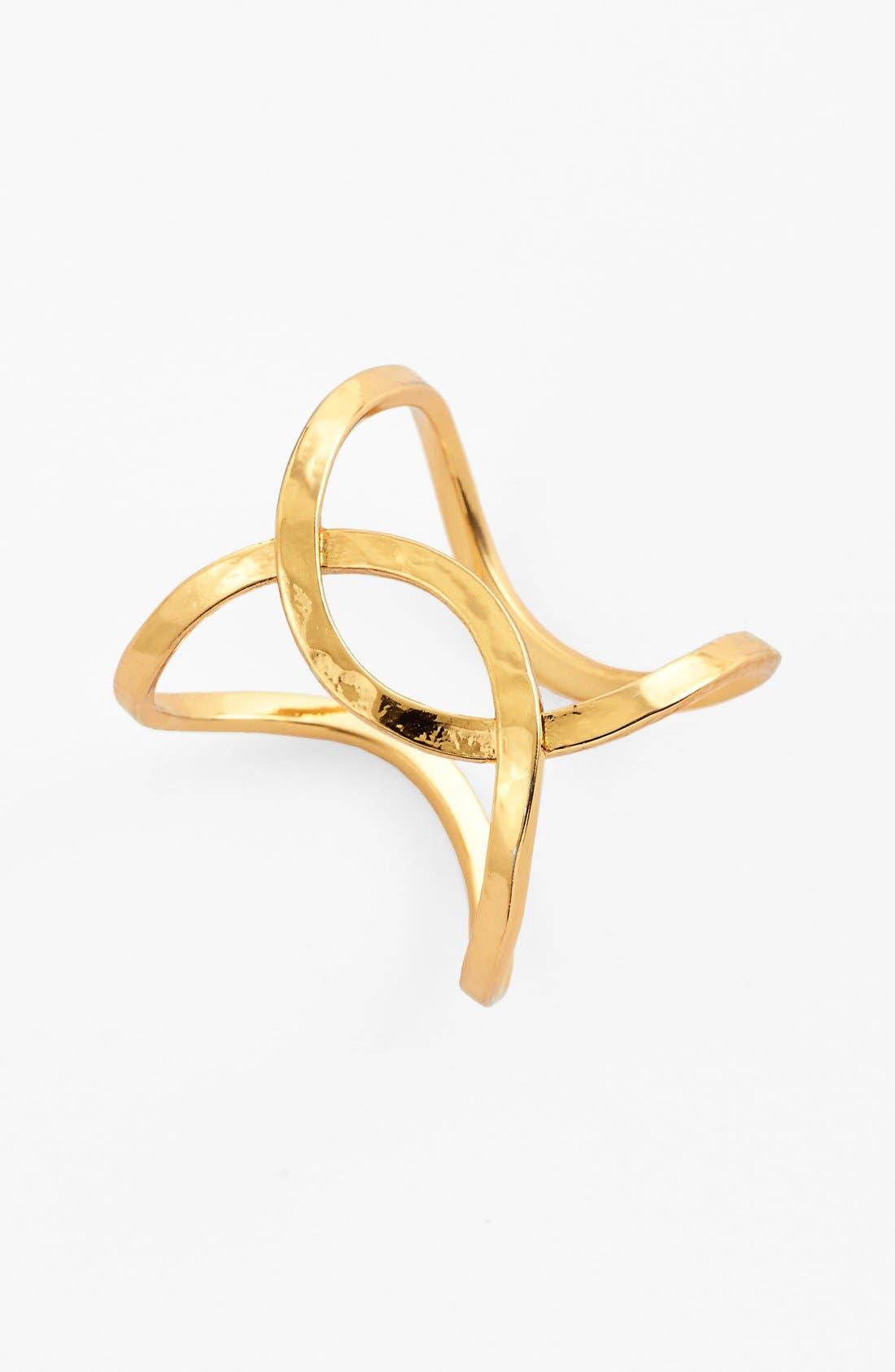Alternate Image 1 Selected - gorjana 'Taner' Interlocking Ring